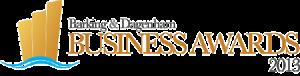 B&D awards logo