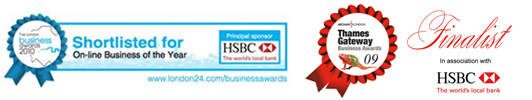 Business Award Rosettes